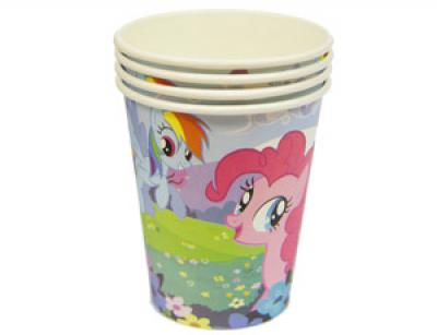 Стакан My Little Pony 250 мл 8шт. 1502-1